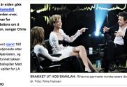 Screenshot fra Dagbladet.no